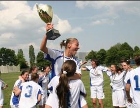 НСА спечели турнира по футбол за жени със служебна победа над Болярки