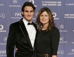 Федерер и Мирка стават родители