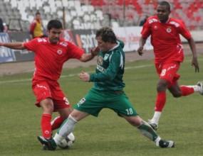 Групата на ЦСКА за мача със Сливен