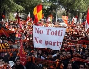 Страхотна демонстрация на вярност и любов от тифозите на Рома към отбора