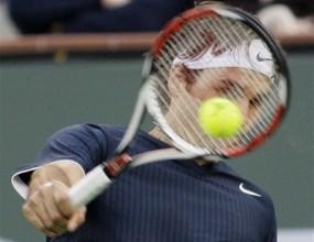 Федерер започна с рутинна победа в Индиън Уелс