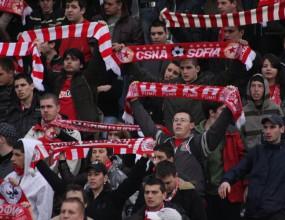 Феновете на ЦСКА: Левски започна боя, после ги спасиха техните приятели от МВР