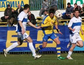 Плакат срещу Христолов и бомби и на малкото пловдивско дерби - Спартак печели с 1:0