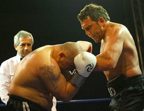 Четири загуби за българските професионални боксьори