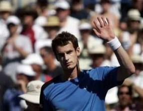 Анди Мъри отново спря Федерер