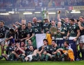 Ирландия спечели турнира на Шестте нации по ръгби