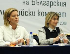 Весела Лечева: Няма достатъчно пари за спорта в България