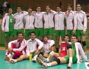 Волейболните ни национали разбиха Австрия в Габрово