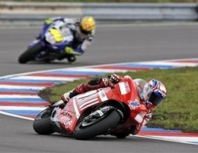 Петък отпада от уикенда на MotoGP през 2010 г.