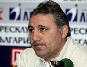 Христо Стоичков възражда ДЮШ на Спартак (Плевен)
