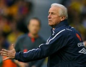Трапатони: Радвам се, че Бербатов няма да играе, но българите са силни и без него