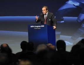 Икономическите перспективи на УЕФА са добри въпреки световната криза