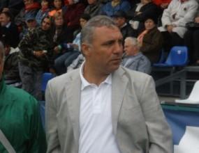 Стоичков в игра срещу Барса