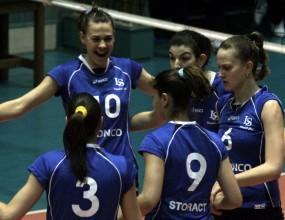 Левски-Сиконко се класира на финал при жените