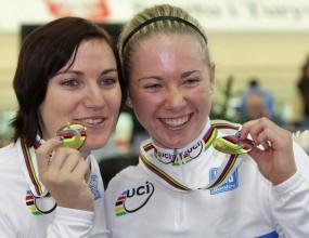 Австралия спечели отборния спринт при жените
