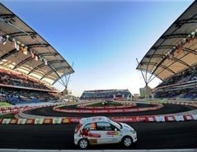 Двете коли на Фиат Абарт отпаднаха още в шейкдауна на Рали Португалия