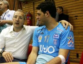 Константинов: Рамото ме боли страшно много, не знам дали ще играя утре на финала