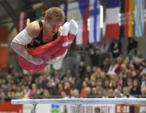 Хамбюхен стана европейски шампион по спортна гимнастика