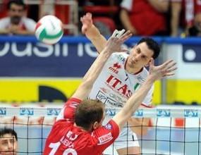 Пиаченца удари БГ Тренто с 3:1 във втория финал, Златанов MVP, Казийски с 16 точки