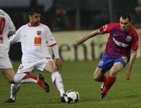 Късметлийски гол спаси Динамо в дербито със Стяуа