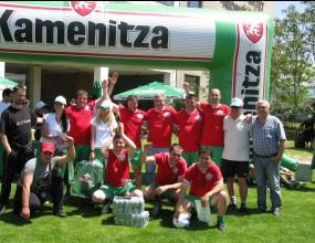 Грамада 120 триумфира на полуфиналите на Каменица ФЕНкупа'09 В Благоевград