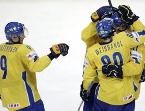 Швеция спечели бронзовите медали на Световното първенство