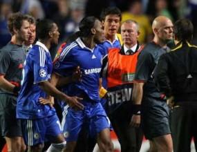 Шеф на УЕФА нападна Дрогба