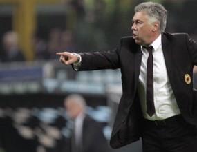 Анчелоти: Още не е дошло времето да бъда сменен в Милан