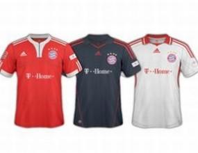 Вижте новите екипи на отборите от Бундеслигата