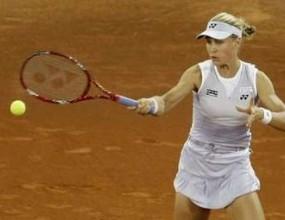 Дементиева срещу Чакветадзе на осминафиналите в Мадрид