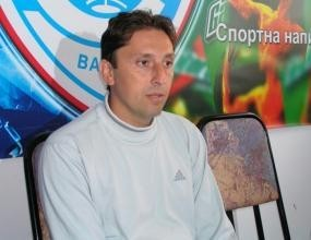 Спартак (Варна) официално с нов треньор