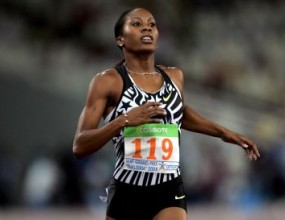 Саня Ричардс с най-добър резултат на 400 метра за годината