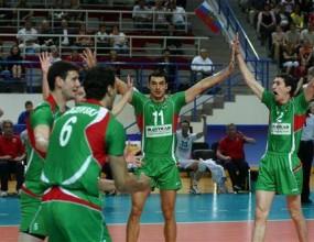 """България остана на 3-то място в Група """"С"""" на Световната лига"""
