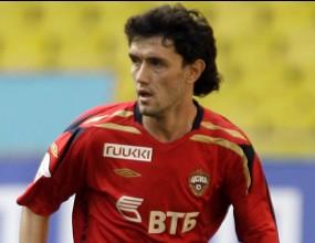 Челси официално взе Жирков