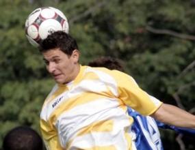 Гонят Академик от терена при първата тренировка на тима