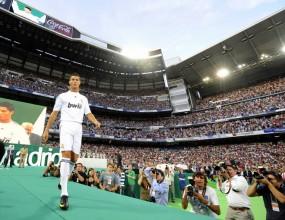 Кристиано: Исках номер 7 в Реал