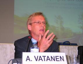Ари Ватанен се кандидатира за президент на ФИА