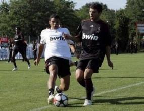 Бориело вкара първия гол в Милан