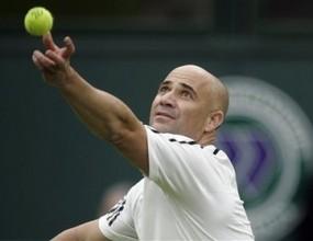 Агаси ще е голямата звезда на откриването на US Open