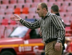 Берое реже ЦСКА - иска мач с червените, но само в Пловдив