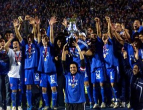 Универсидад стана шампион на Чили