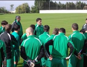 48 футболисти тренират с Вихрен