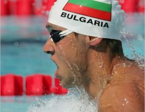 """Мишо Александров първи във финал """"Б"""" на 100 метра бруст на първенството на САЩ"""