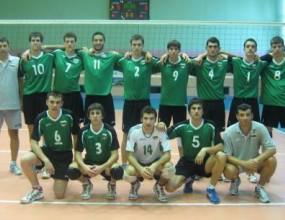 България разгроми Турция с 3:0 и е на финал на Балканиадата