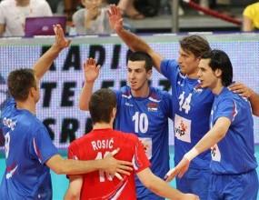 Сърбия отново на финал в Световната лига след 3:1 над Куба