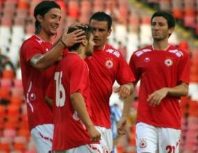 Турци ще свирят мача на ЦСКА срещу Дери Сити