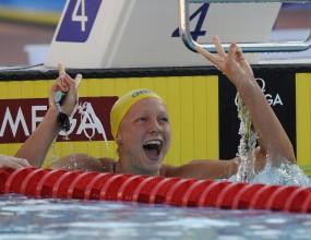 Шведка с втори рекорд за деня на световното по плувни спортове