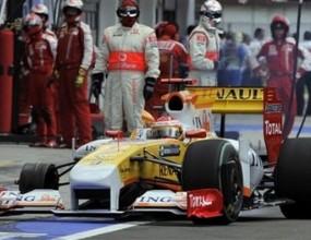 Алонсо кара за Ферари във Валенсия?