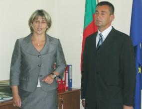Свилен Нейков пое официално поста министър на физическото възпитание и спорта