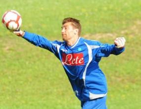 Италиански национален вратар почна с Наполи
